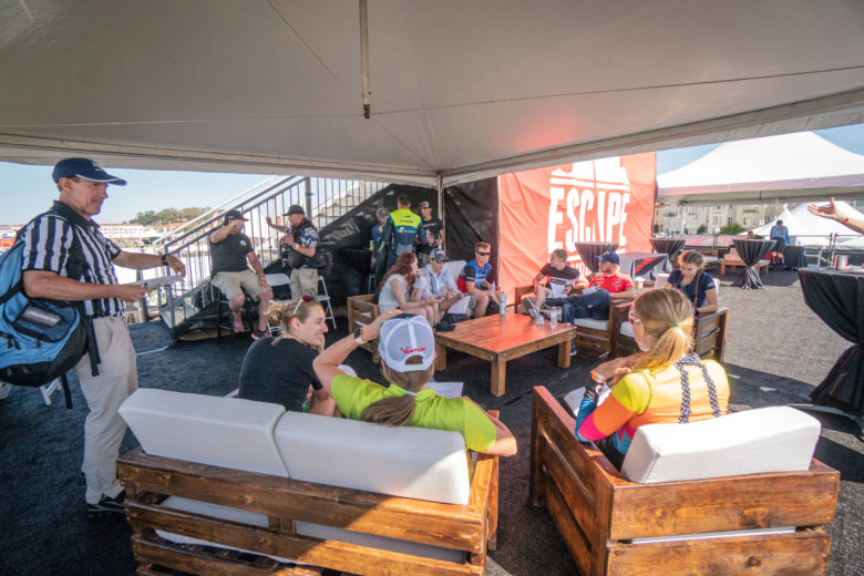 2019 Athlete VIP - Personalized Race Briefing