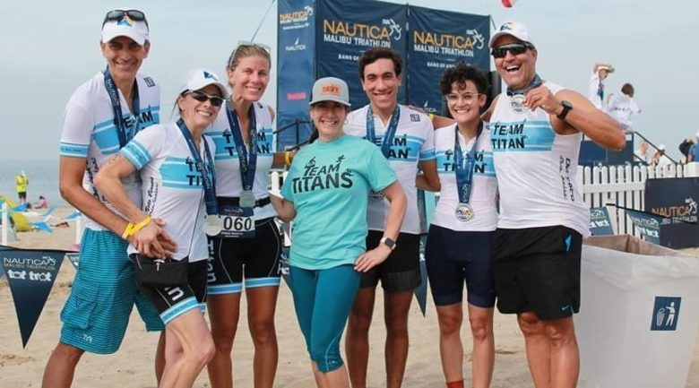 #TeamTitan after another family race together